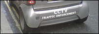 CCTV traffic congestion car