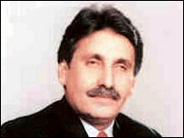 The suspended Chief Justice, Iftikhar Chaudhry