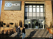 NCR Dundee building