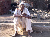 Farmer in Vidarbha