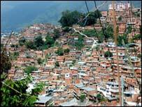 Jose Felix Ribas barrio