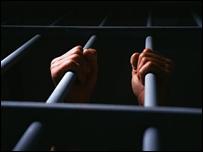 Barras de una prisión