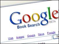 Google book search