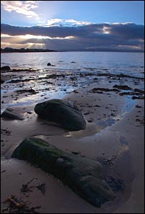 Shores of Easter Ross (Pic: Iain Maclean)