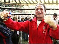 England captain Mike Catt