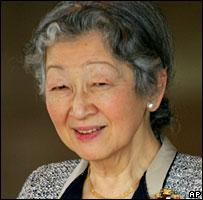 Empress Michiko - 9/3/07