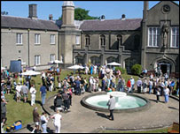 Lampeter University (picture: Lampeter University)