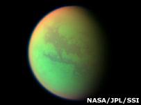 Titan (Nasa)JPL/SSI)