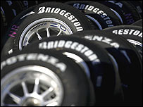 Bridgestone Formula One tyres