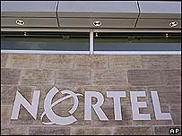 Outside of Nortel offices
