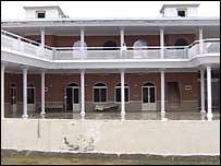 Waheed Mahmood's Pakistani house