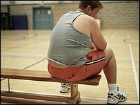 Ni�o obeso