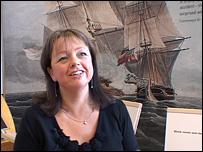 Deborah Hodson, Royal Naval Museum