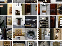 Screen shot from collection of photos of doorbells