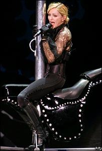 Warner artist Madonna
