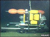Benthic rover (MBARI)
