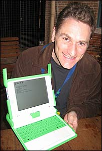 Gareth and the OLPC