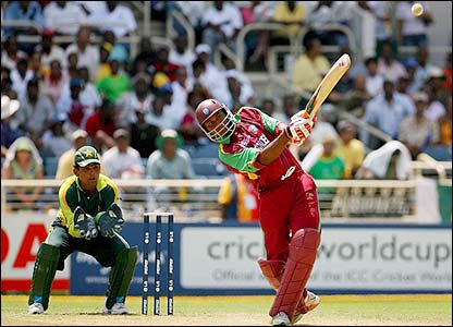Marlon Samuels hits out for the West Indies