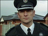 Chief Superintendent Gary White