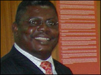 Richard Quayson (Picture from: www.chrajghana.org)