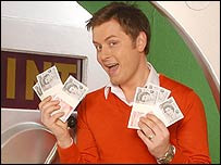 The Mint presenter Brian Dowling