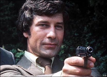 Gareth Hunt in 1976
