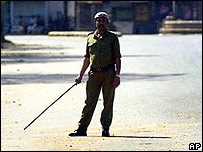 Policeman in Gujarat