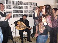 Iraqi musicians