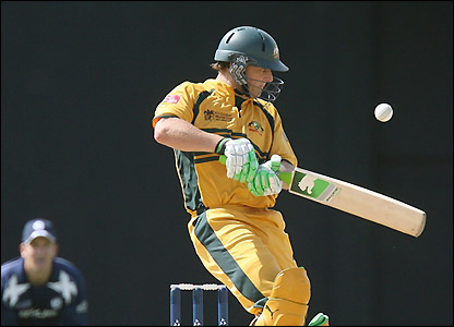 Adam Gilchrist hits out