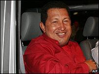 Hugo Chávez