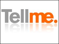 TellMe logo