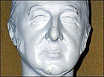 Bust of Lord Grenville, courtesy of Lady Arran