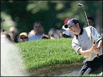 Ryder Cup golfer Sergio Garcia
