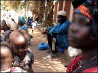 Woman in Ivory Coast