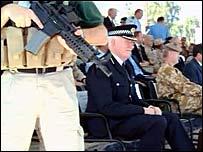 Former Deputy Chief Constable, Douglas Brand