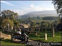 Downham village, photo courtesy of Flickr