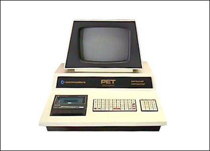 Commodore PET computer