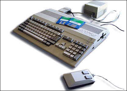 Commodore Amiga computer