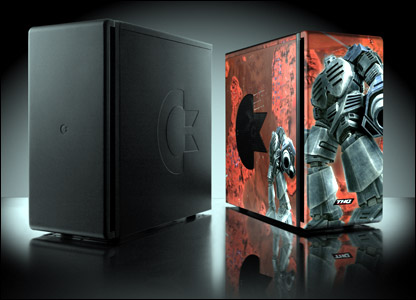 New Commodore gaming PC