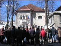 Romanian consulate, Chisinau