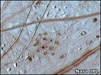 "Ruddy ""Freckles"" on Europa"