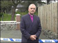 Archbishop Barry Morgan