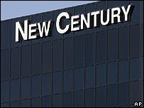 New Century Financial office