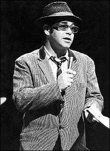 Sir Elton John in 1980