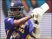 Mahela Jayawardene hits out against Bermuda