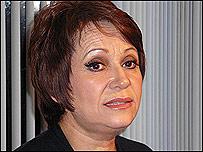 Adriana Barraza, actriz mexicana