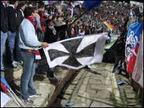 Steaua fans