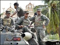 conflict in Sri Lanka
