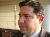 Armando Martinez Gomez, president of the Association of Catholic Lawyers