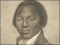 Olaudah Equiano. Foto: Bridgeman Art Library.